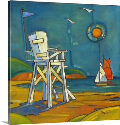 Portofino Lifeguard Chair