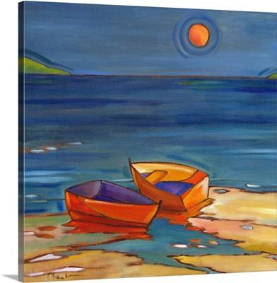 Portofino Rowboats