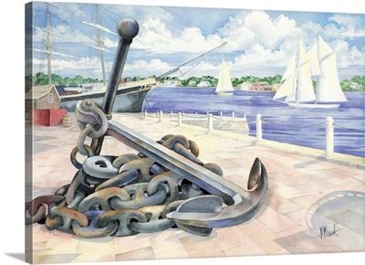 Portside Anchor