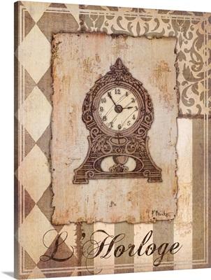 Provincial Collage IV - Clock