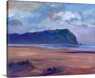 Purple Landscape I
