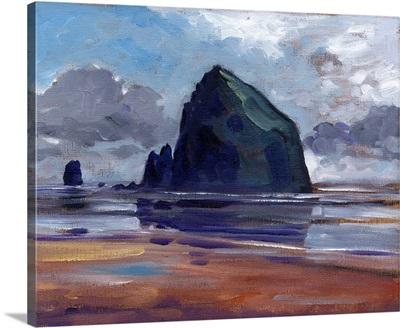 Purple Landscape II