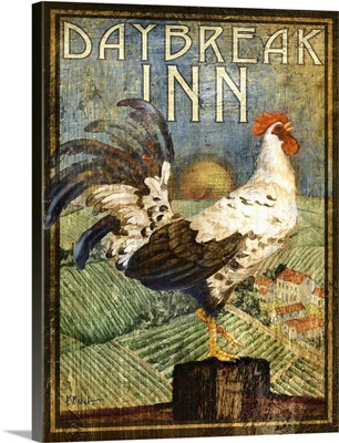 Rooster Signs I