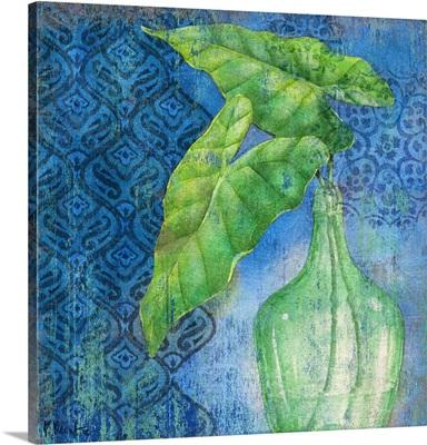 Sea Glass Palm II