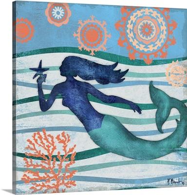 Seaside Treasures Mermaid