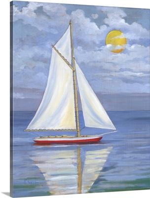 Serene Sailboat I