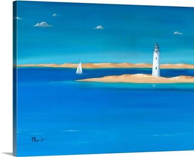 Serenity - St. George Lighthouse