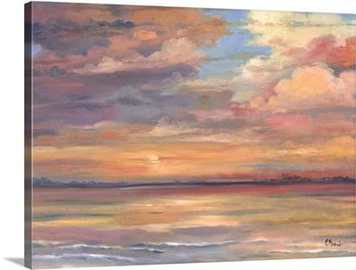 Shell Island Sunset