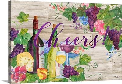 Siena Wine Horizontal I