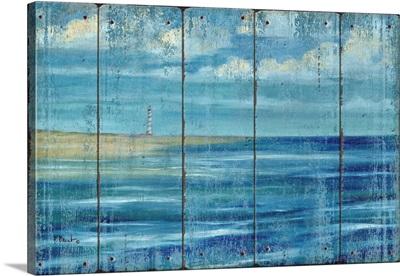Summerset Lighthouse - Distressed