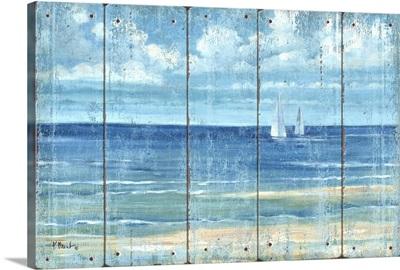 Summerset Sailboats - Distressed