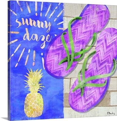 Sunshine Sandals VI