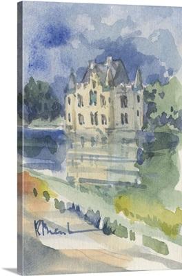 The Chateau of Azay le Rideau
