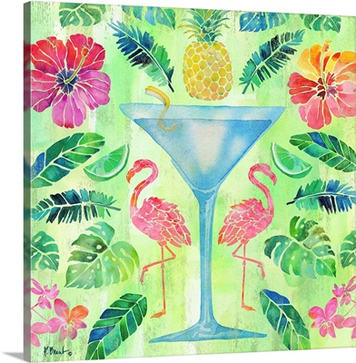 Tropical Cheers IV