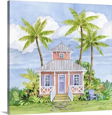 Tropical Cottage I