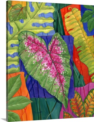 Tropicana Leaves I