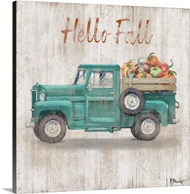 Truckin' Into Fall