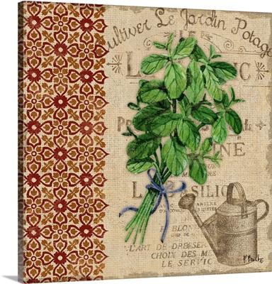 Tuscan Herbs I