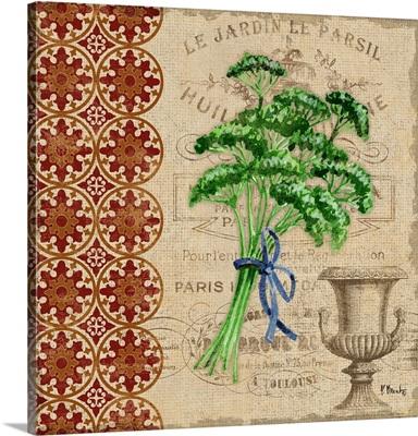 Tuscan Herbs III