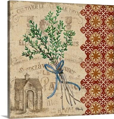 Tuscan Herbs IV