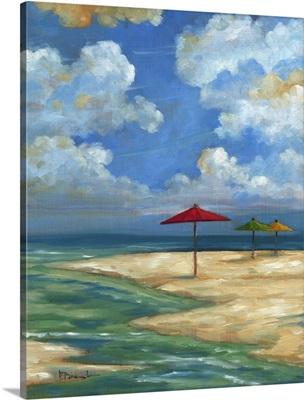 Umbrella Beachscape