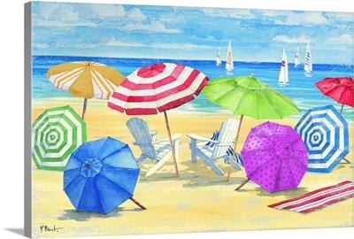 Umbrella Coast I