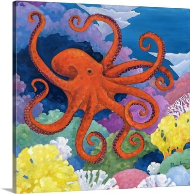Under the Sea- Octopus