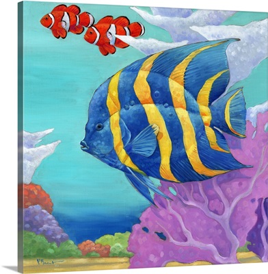 Under the Sea - Tropical Fish