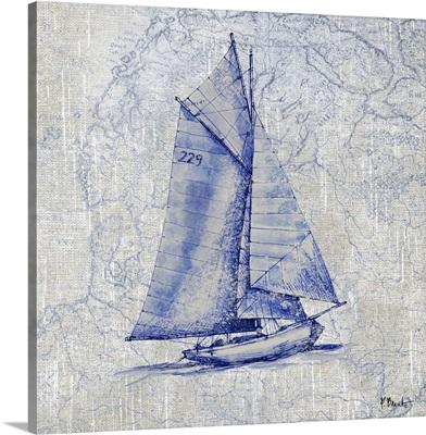 Vintage Nautical VI