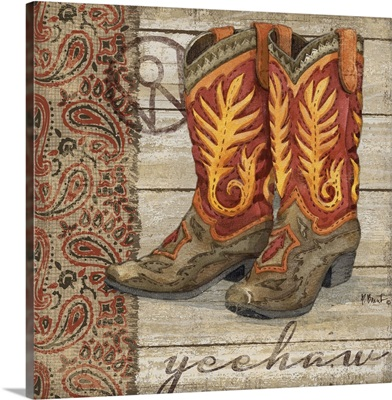 Wild West Boots I