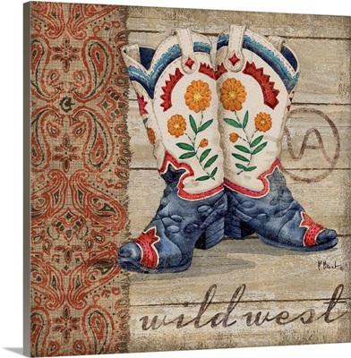 Wild West Boots IV