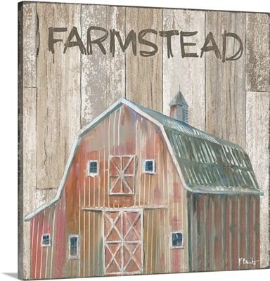Wooden Barn IV