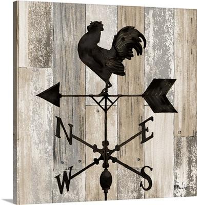 Wrought Iron Vanes II