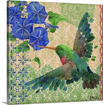 Zealous Hummingbird II