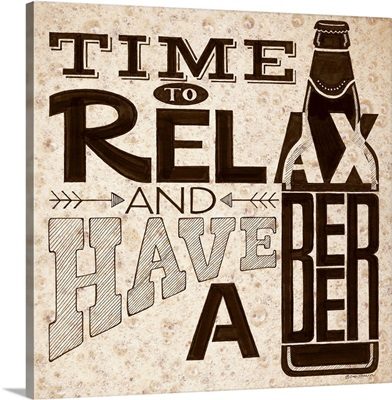 Beer - Time to Relax