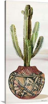 Cactus In Pot I