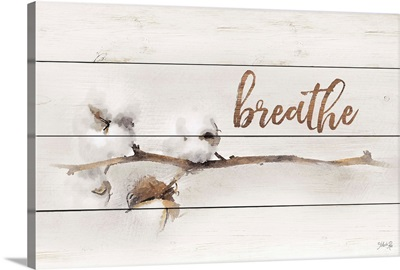 Cotton Stems - Breathe