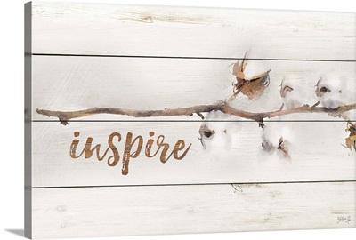 Cotton Stems - Inspire