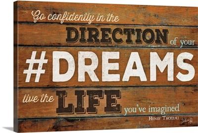 DREAMS - Live the Life