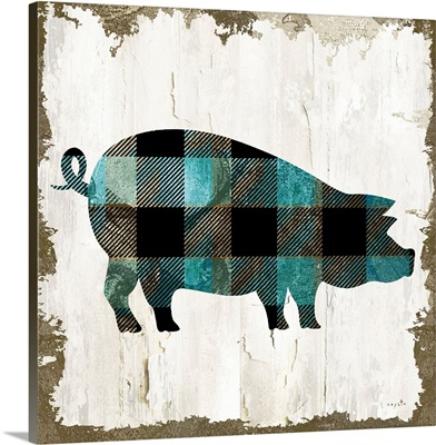 Farm Fashion Pig