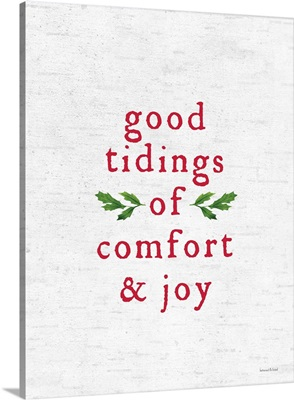 Good Tidings Of Comfort & Joy