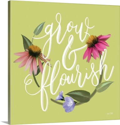 Grow & Flourish