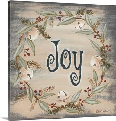 Jingle Joy Wreath