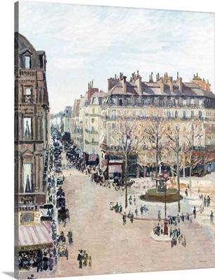 La Rue Saint Honore