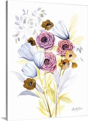 Morning Wildflowers