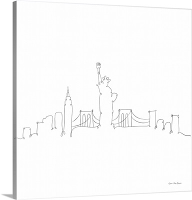 One Line New York