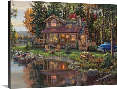 Peace Like a River Cabin