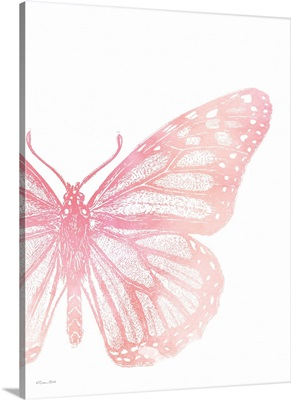 Pink Butterfly IV