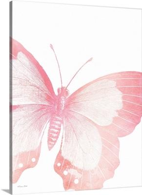 Pink Butterfly V