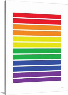 Pride Stripes I